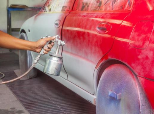 Help! How Do You Select the Right Paint for Your Car?