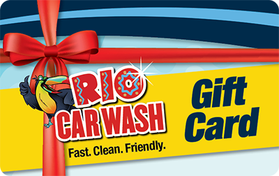 Rio Car Wash Gift Cards